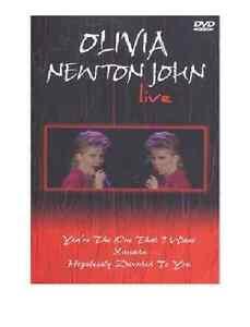 Olivia Newton-John - Live [DVD]