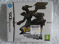 Pokemon White Version - DS Game - * Brand New, Sealed * - UK Pal