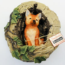 """BOSSONS FOX CUB 6.75"""" tall made in England Hand Painted ONE NEW IN BOX"""