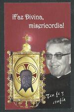 Estampa del Siervo Diego andachtsbild santino holy card santini