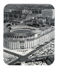 Item#269 Yankees Stadium Fly Over b/w SALE $8.99 Mouse Pad