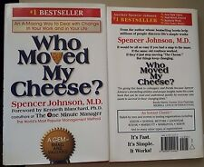 Who Moved My Cheese? by Spencer Johnson ISBN:0399144463