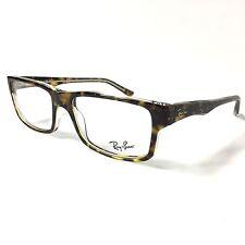 Ray Ban RB5245 5245 Eyeglasses Tortoise 5082 Authentic 52mm