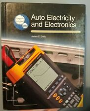 Auto Electricity and Electronics by James E. Duffy - A6 - Hardcover - 2004