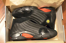 BRAND NEW US sz9 Michael air Jordan 14 LAST SHOT, 2005, basketball shoes