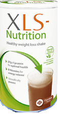 XLS Nutrition Healthy Weight Loss Shake Chocolate Flavour 1x 400g Tub BBEMAY2020