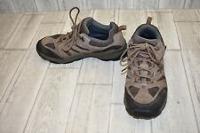 The First Outdoor Waterproof Hiking Shoes, Men's Size 9, Brown