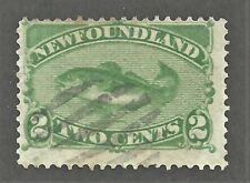 Canada - Newfoundland - Scott 47 - Used