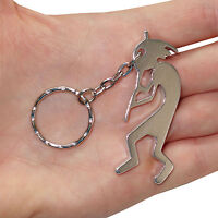 Purple Gun Key Ring Chain Fob Bottle Opener Keyring Keychain Charm Party Bag Toy