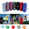 Loud Bluetooth Speaker Wireless Outdoor Stereo Bass Loudspeaker USB/TF/FM Radios