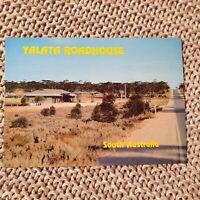 Yalata Roadhouse, South Australia - Vintage Postcard