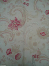 Linen Blend French Country Curtains & Pelmets