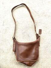 Vintage Coach Janice Legacy British Tan Leather Bag