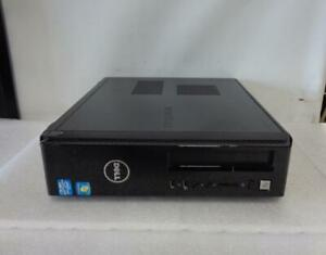 Dell Vostro 260s Core i3-2120 3.30GHz 6GB RAM 500GB HDD Win10 SFF Desktop PC