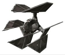 Imperial Tie Defender TIE Star Wars Spacecraft Desktop Wood Model Regular