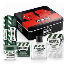 Proraso - Vintage Selection Prima&Dopo Kit Rasatura SCATOLA COFANETTO BARBA