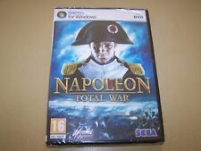 Napoleon Total War PC DVD **New & Sealed**