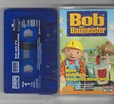 MC - Bob der Baumeister - BOB UND DIE VOGELSCHEUCHEN - Europa Mini Kassette
