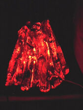 LAGERFEUER mit Licht, beleuchtet - Kaminfeuer