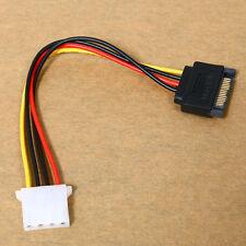 Adaptador cable alimentación ide molex-serial ata-sata grabador disco duro CL62