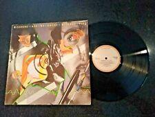"WISHBONE ASH ""NO SMOKE WITHOUT FIRE"" 1978 UK LP"