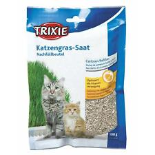 Trixie Organic Cat/Kitten Grass Seed Refill for 4232 Grow Your Own Aid Digestion
