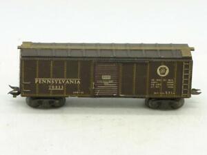 Marx 70311 Pennsylvania Tin Litho 3/16 Scale Box Car 3555