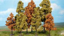 Heki 1363 H0 30 Laubbäume, herbstlich, 10-18 cm NEU OVP/