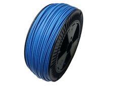 Kunststoffschweißdraht PE-HD 4mm Rund Blau (RAL5015) 2,4 kg Spule