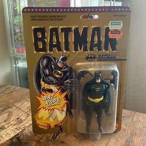 Vintage ToyBiz Batman the Movie 1989 Action Figure Resealed DC Comics Retro
