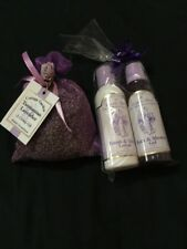 BN BULK LOT OF LAVENDER HOUSE HAND & BODY LOTION AND BATH & SHOWER GEL PLUS MORE