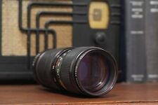 Vivitar 75-205mm f/3.8 MC 2-touch Zoom Lens For Minolta MD 35mm SLR Camera