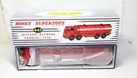 Atlas Dinky 943 Leyland Octopus Tanker ESSO - Brand New In Box Reproduction