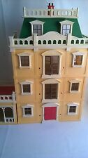Sylvanian Families Vintage Tomy Large Deluxe Country Mansion Rare Le Chateau Dol