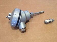 PT100  3 WIRE SENSOR Probe 6 mm Insertion Length 50mm NSN 6685992442057