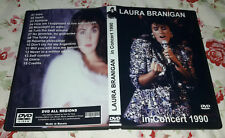 Laura Branigan In Concert 1990 DVD - Rare fan edition, very good !!