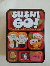 Gamewright Sushi Go! The Pick and Pass Card Game New Free Shipping