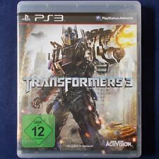 PS3 - Playstation ► Transformers 3 - Dark of the Moon ◄ TOP