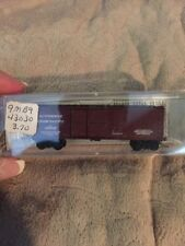 Kadee Micro Trains 43030 UP UNION PACIFIC 40' Wood Sheathed Boxcar #170707