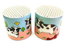 2 piece Cow Sound Box  moo Voice Noise Maker party toy