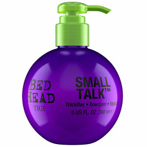 BED HEAD Small Talk Thickifier Energizer Stylizer 3 in 1 new 240ml