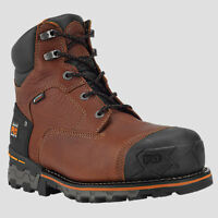 """Men's Timberland Pro 6"""" Boondock Composite Safety Toe Waterproof Insulated 92641"""