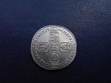George II Lima Sixpence 1746