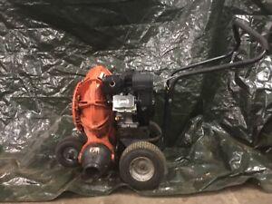 Billy Goat Blower 9 HP / Little Wonder Blower Sealcoating Equipment