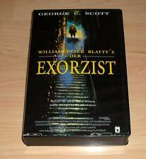 VHS - Der Exorzist III 3 - Horror Gruselfilm - Videokassette