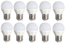 10er V-TAC LED Bulb LED-Lampe G45 4W-30W 320lm E27 2700k 180° Miniglobe EEK A+