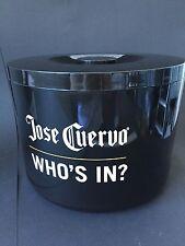 Jose Cuervo Tequila Eisbox Kühler Deko Bar Ice Bucket 3 Teilig NEU OVP