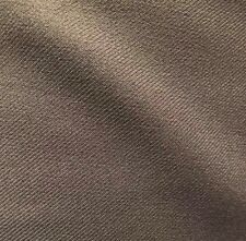 5 Metres Fawn Polyester Twill Dressmaking Suit Dress Uniform Fabric Material
