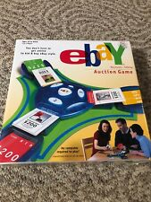 EBAY Auction Game Electronic Talking Game 2001 NEW Sealed HTF Age 10+ 3-4 Player