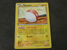 CARTE POKEMON VOLTORBE 44/146 VF NEUVE  HOLO REV